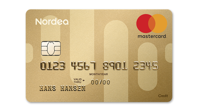 Rejseforsikring|Nordea Gold|Mastercard | Nordea.dk
