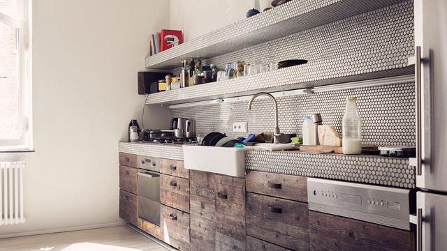 Kitchen urban style