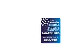 Best Private Bank in Denmark 2016